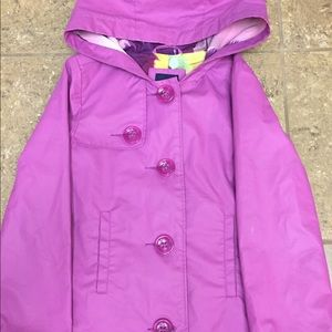 Girl's Gap Rain Jacket